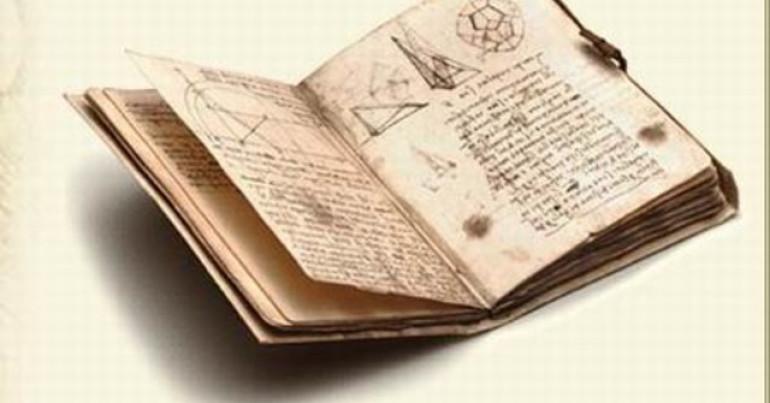 Leonardo da Vinci and the Arundel Code
