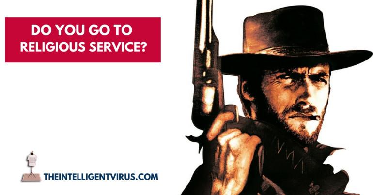 #125 Do You Go To Religious Service? Take a Gun With You! 😱