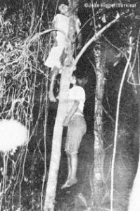 "Suicide of ""Guarani "" girls"