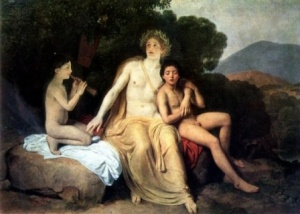 homosexuality in the myth