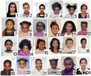 Disappeared children