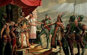 Cortez and the Aztecs