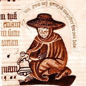 Leper with a bell XIV SEC
