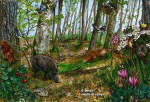 Natural Pigelleto reserves