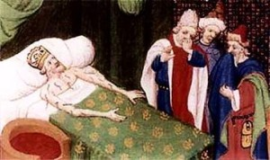 leprosy in the Middle Ages