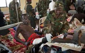 Ebola care in Hospital
